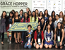 UC Irvine WICS blazing trails for women in CS